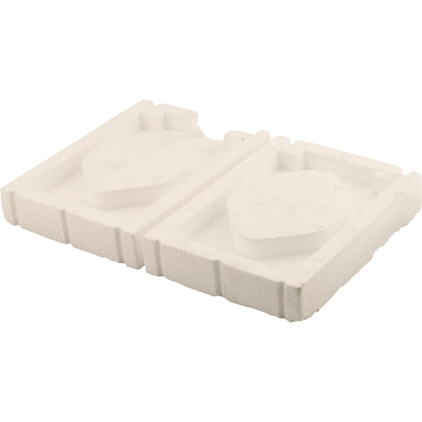 NorWesco 6-1/2 In. x 8-3/4 In. Automatic Vent Foam Plug (2 Count) Image 1