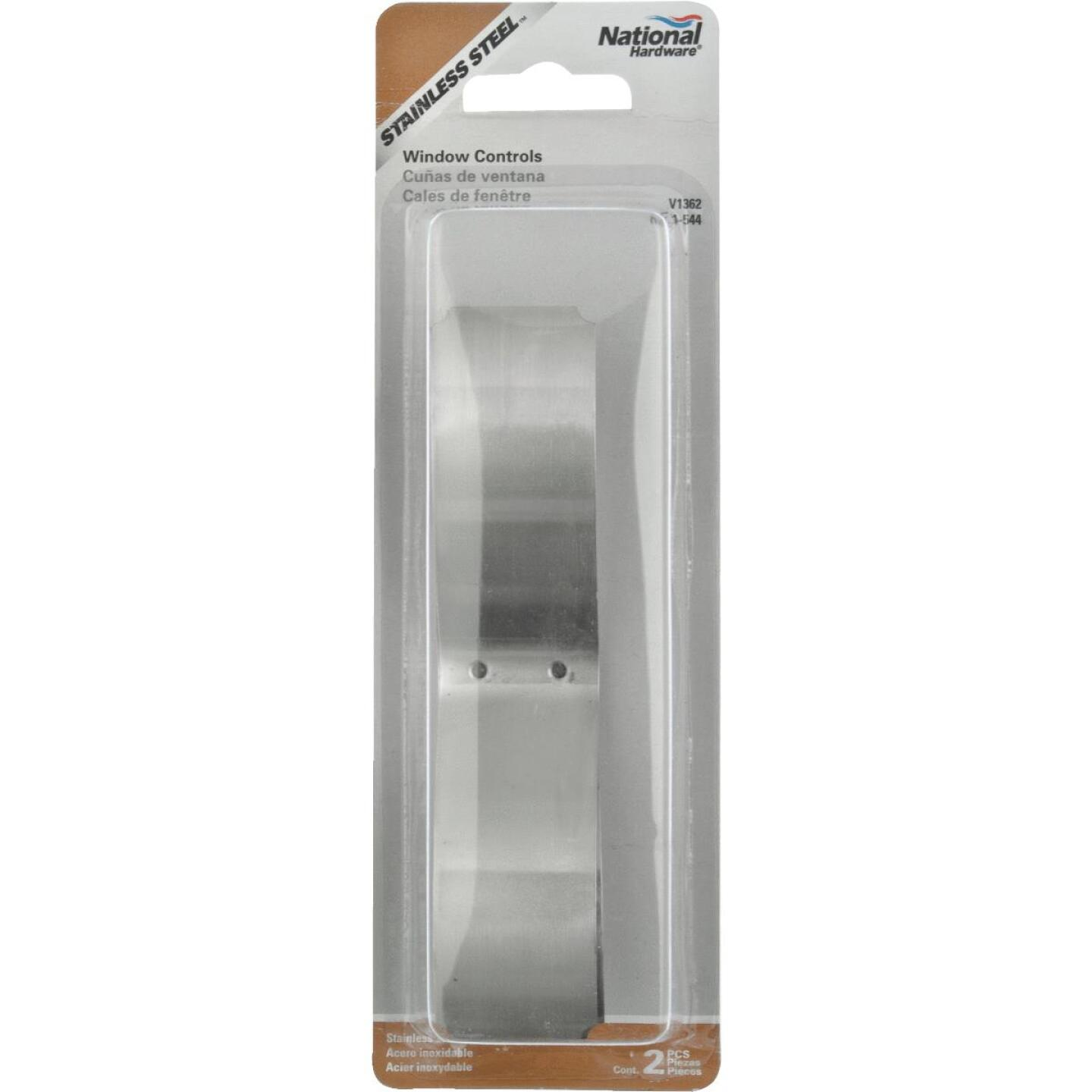 National Stainless Steel Window Sash Spring Control (2-Pack) Image 2