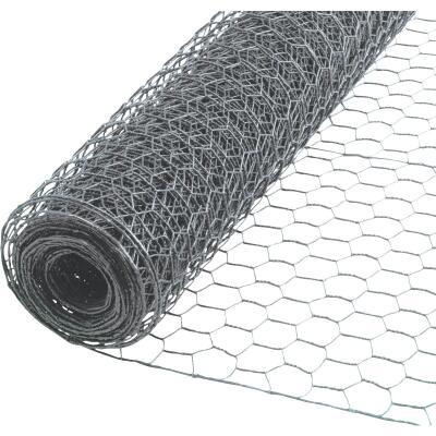 Do it 2 In. x 24 In. H. x 50 Ft. L. Hexagonal Wire Poultry Netting