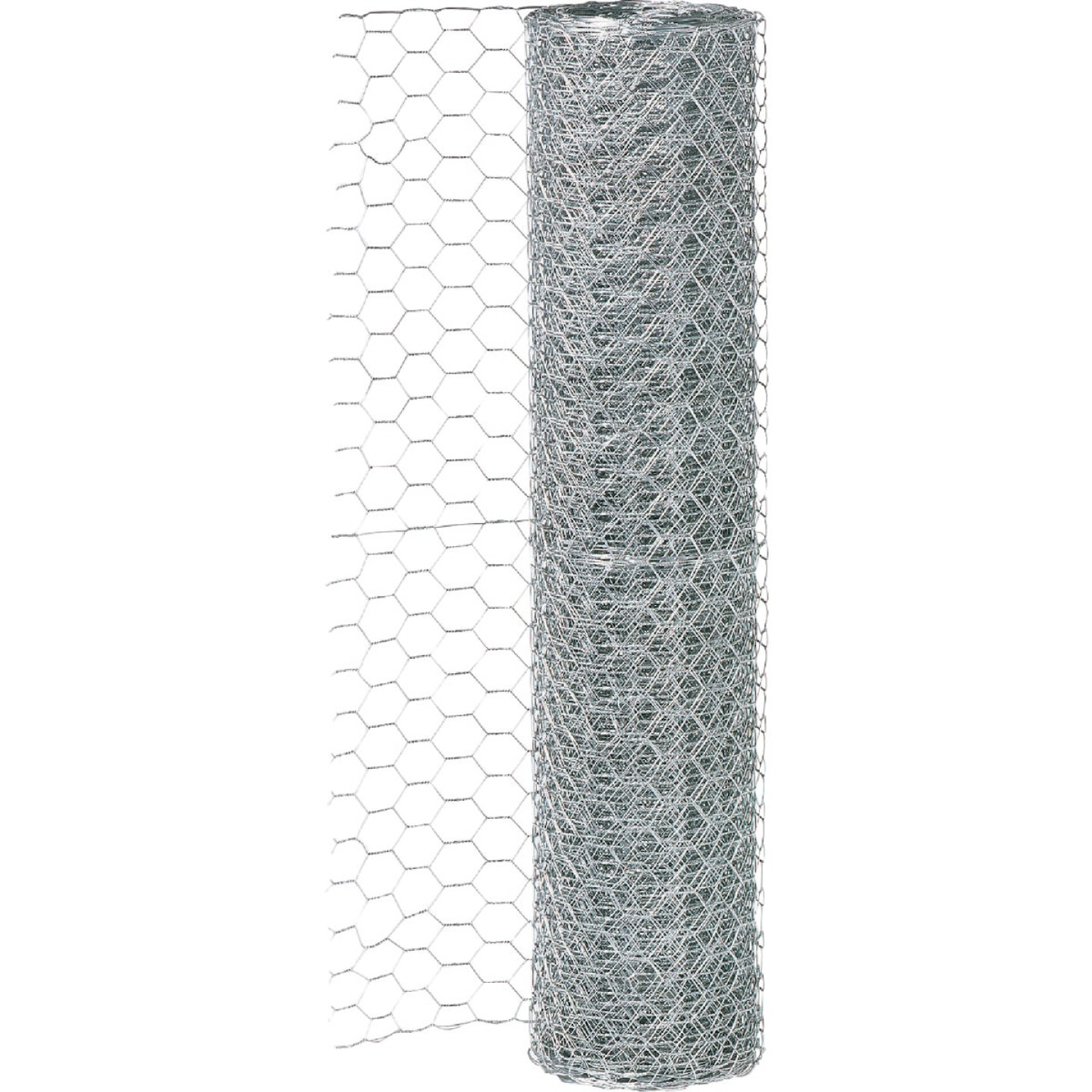 Do it 2 In. x 48 In. H. x 25 Ft. L. Hexagonal Wire Poultry Netting Image 2